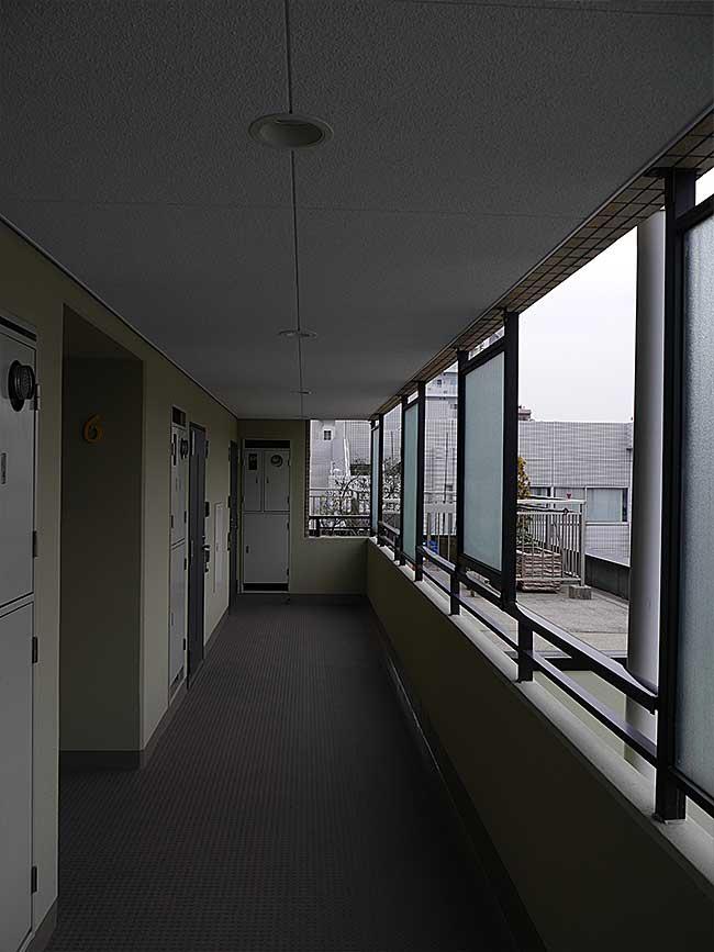 通常階廊下